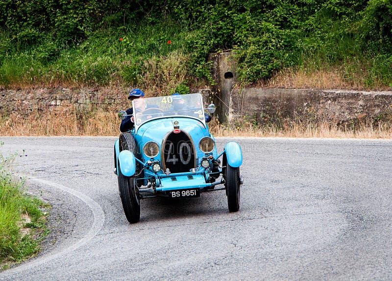 BUGATTI T 40 1928 imagens de stock royalty free
