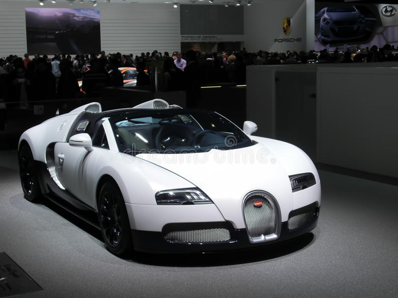 bugatti veyron editorial photo image 18858916. Black Bedroom Furniture Sets. Home Design Ideas