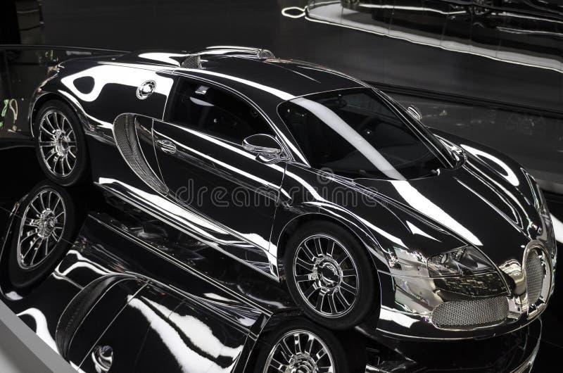 Bugatti Veyron 图库摄影