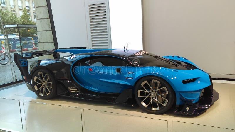 Bugatti Veyron royalty-vrije stock foto's