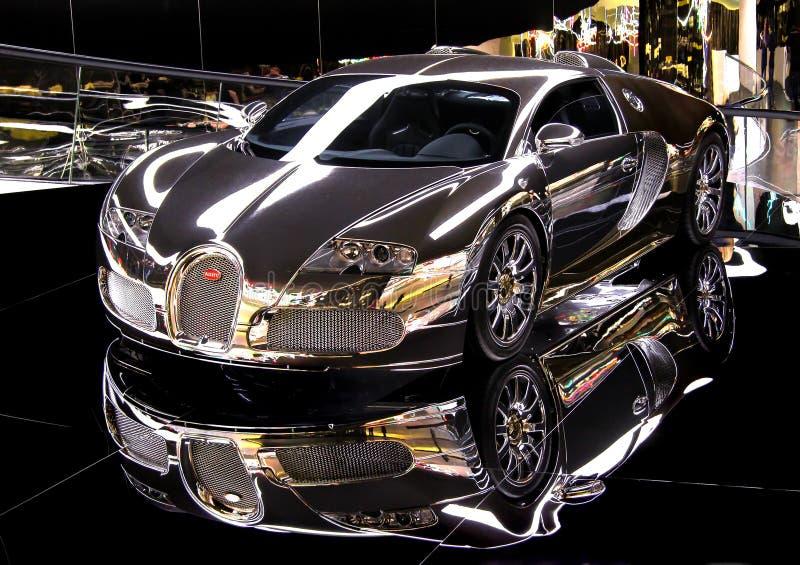 Bugatti Veyron stock image