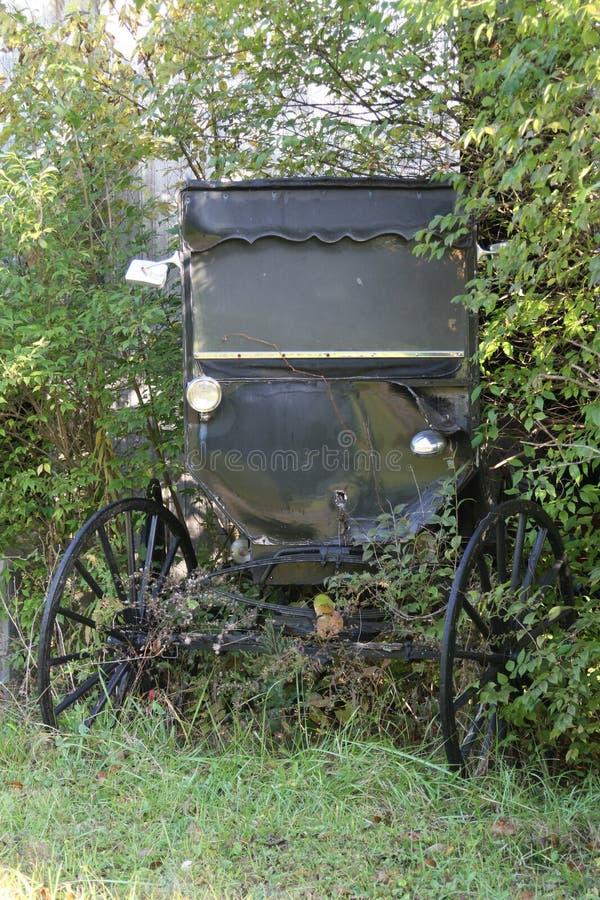 Buggy dei Amish immagini stock libere da diritti