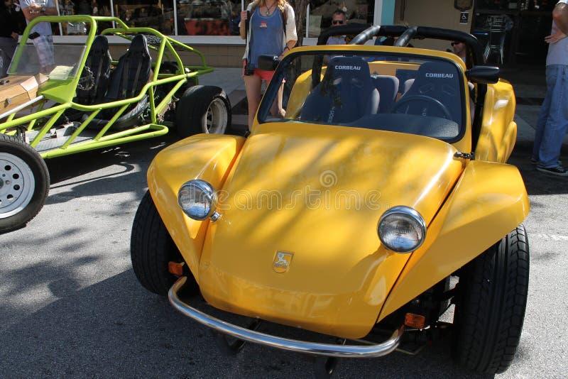 Buggy des sables photos stock