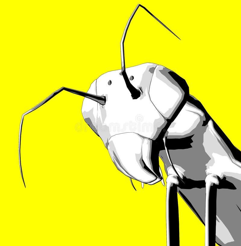 Download Bugs 7 Royalty Free Stock Image - Image: 696616