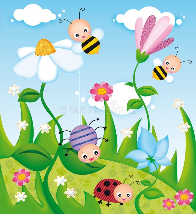 Download Bugs Life Royalty Free Stock Photo - Image: 10140085