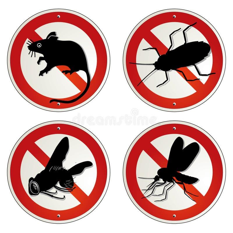 bugs vermin бесплатная иллюстрация