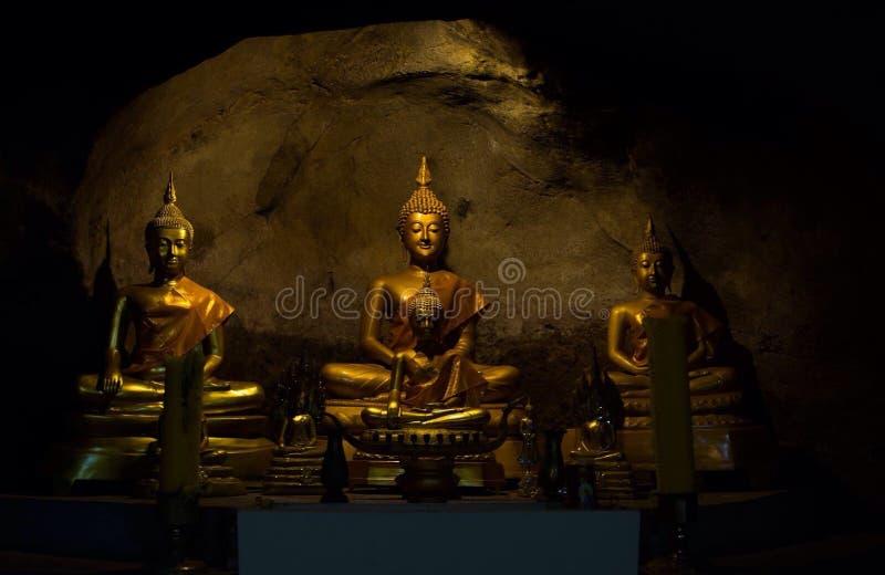 Buhism in Tailandia fotografia stock libera da diritti
