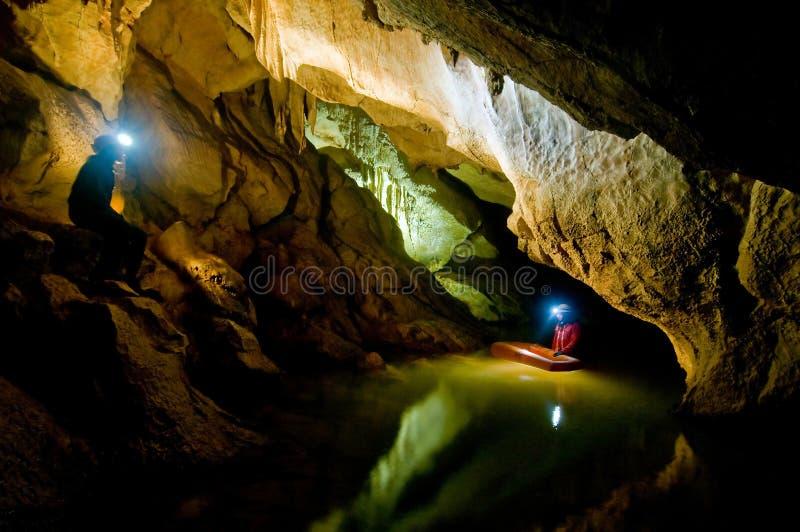 Buhui Höhle stockfotografie