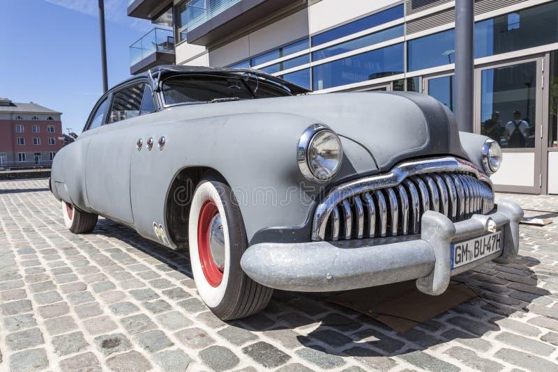 Buick супер Sedanet стоковая фотография
