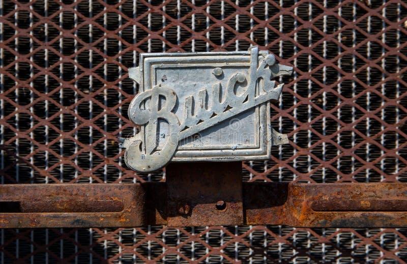 Buick 1929 lizenzfreies stockfoto