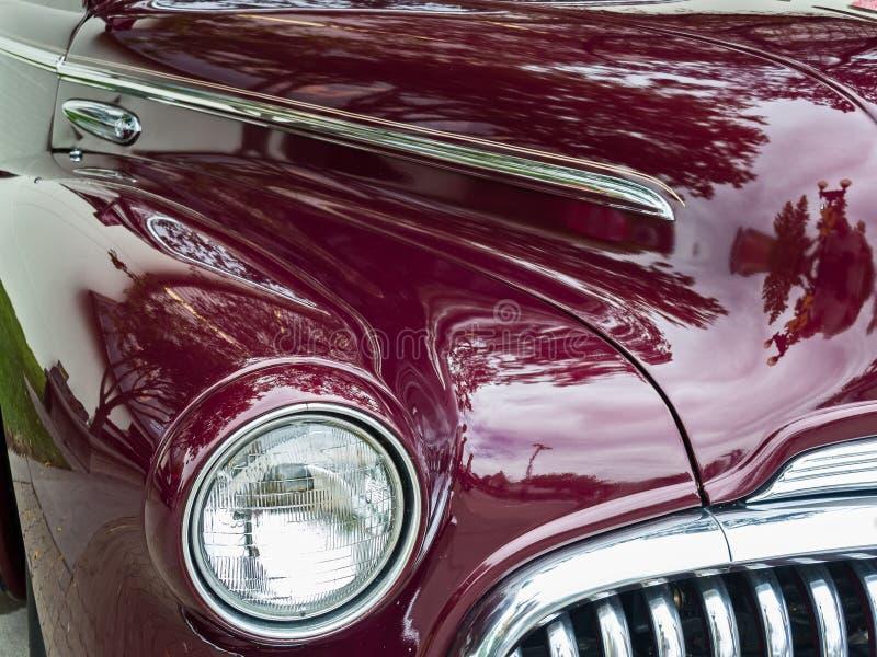 Buick 1948 lizenzfreie stockfotografie