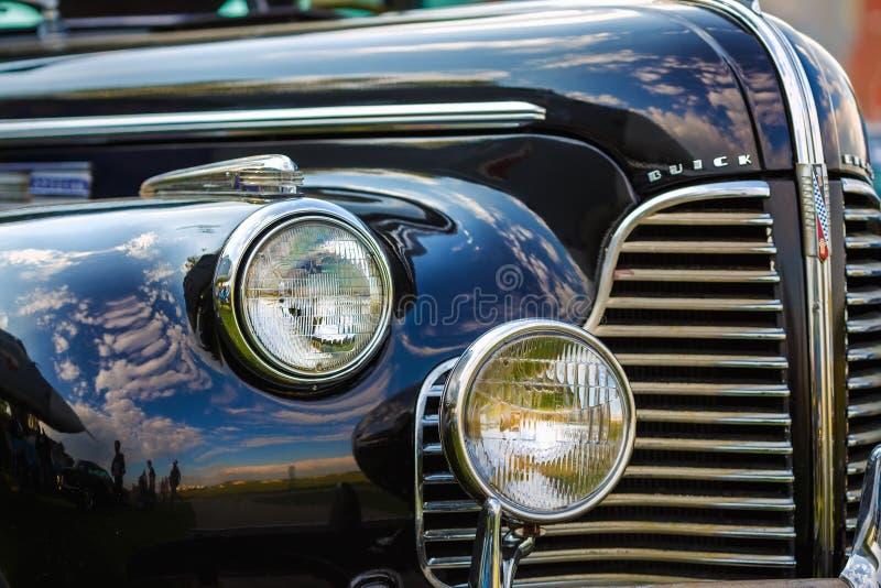 Buick Acht 1940 stock foto's