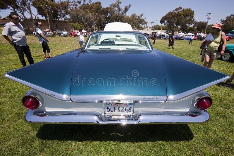 Buick Custom Rear royalty free stock photo