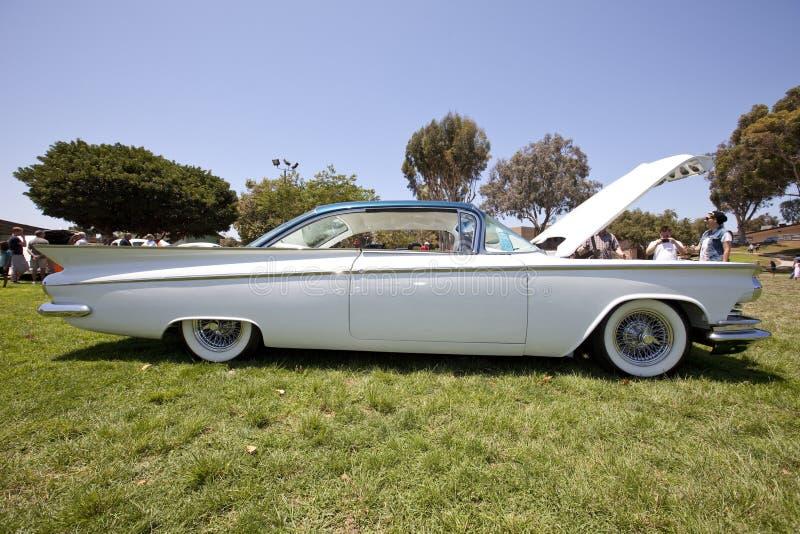 Buick Custom Side royalty free stock photo
