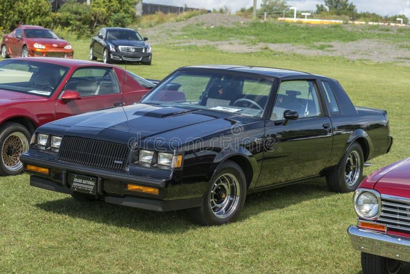 Buick-Grand National lizenzfreies stockfoto