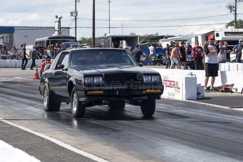Buick-Grand National-Anfang stockfotos