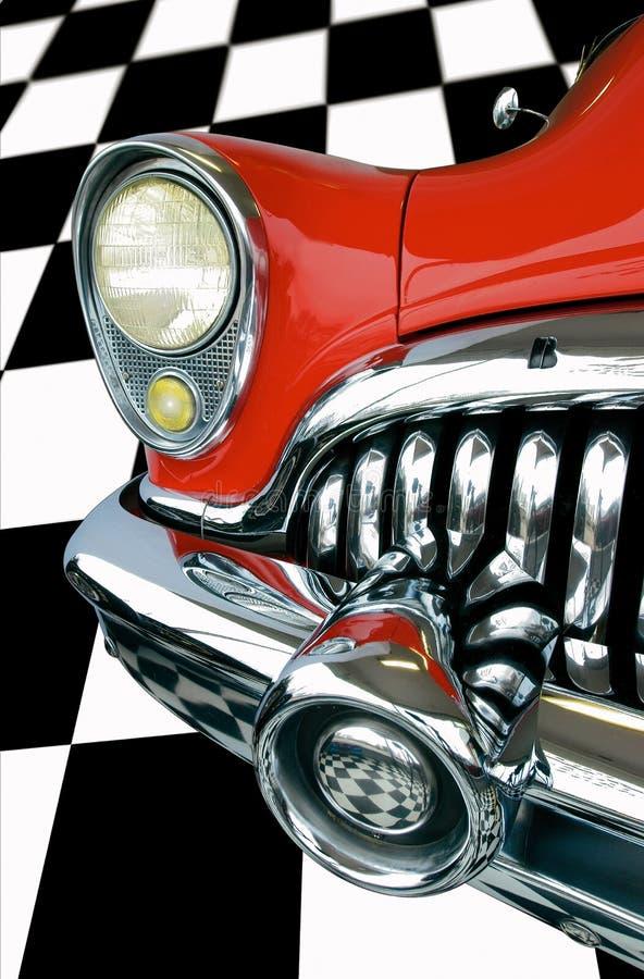 Buick Headlight Royalty Free Stock Photos