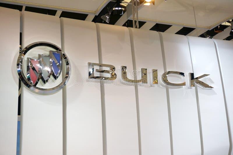Buick-Logo lizenzfreie stockbilder