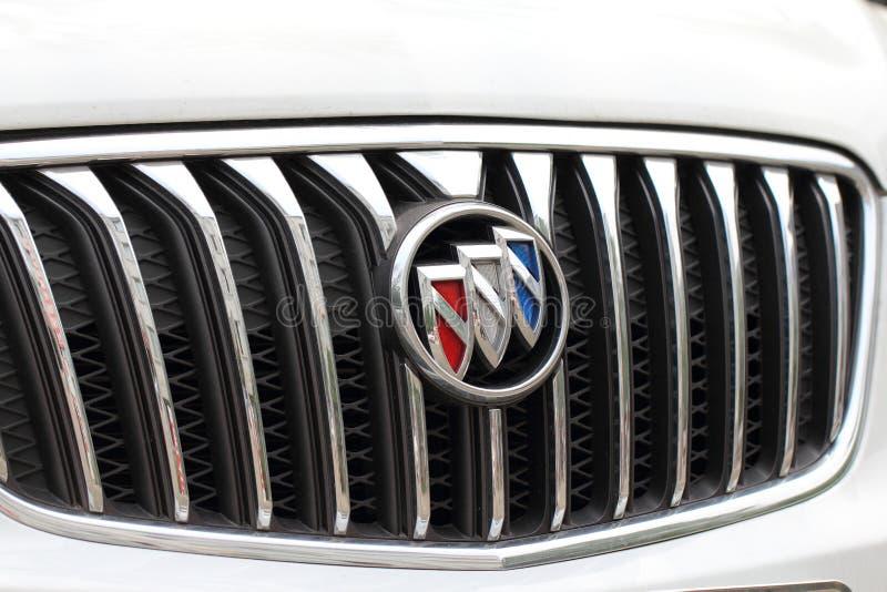 Buick-Logo lizenzfreie stockfotos