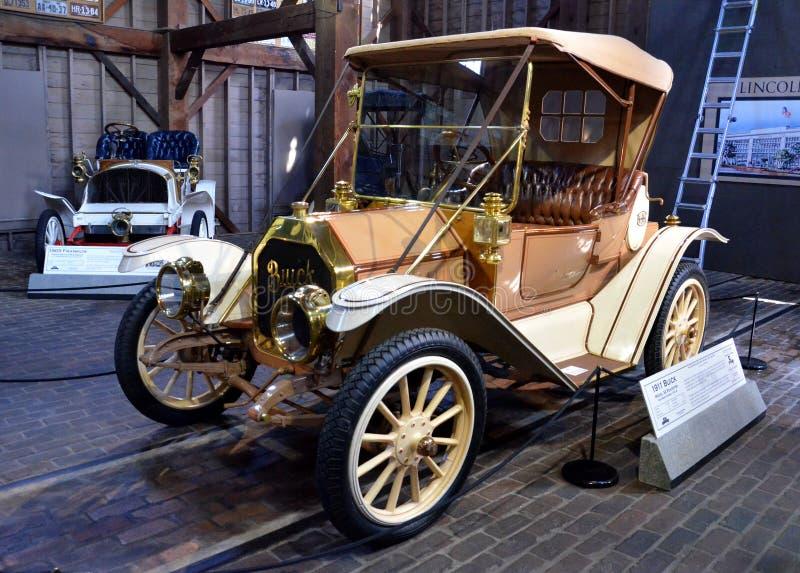 1911 Buick modela 32 terenówka obrazy stock