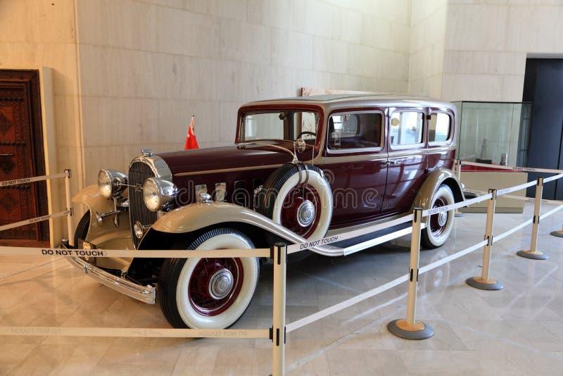 Buick 1934 no Museu Nacional de Barém imagens de stock royalty free