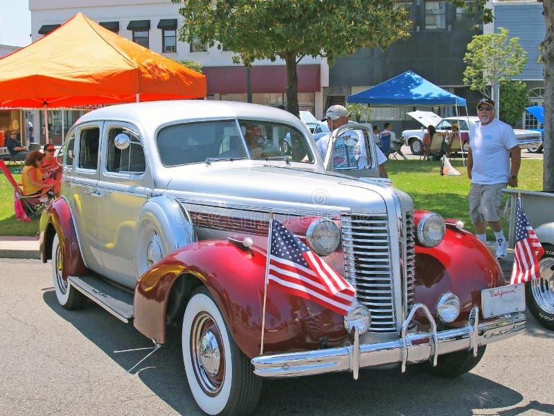 Buick Roadmaster 1938 image stock