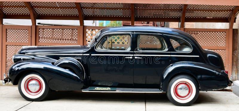 A 1938 Buick Roadmaster Touring Sedan royalty free stock image