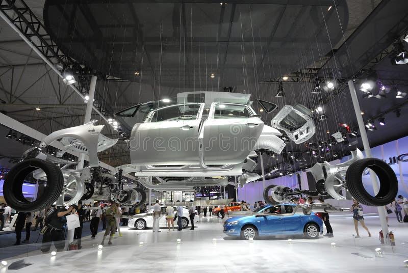 Buick samochodu struktura zdjęcie royalty free