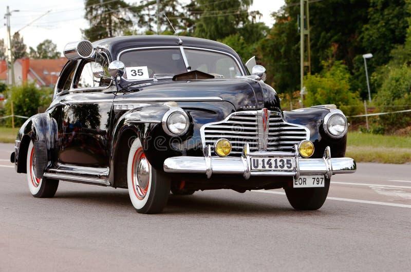 Buick Sedanette 1941 stockbild