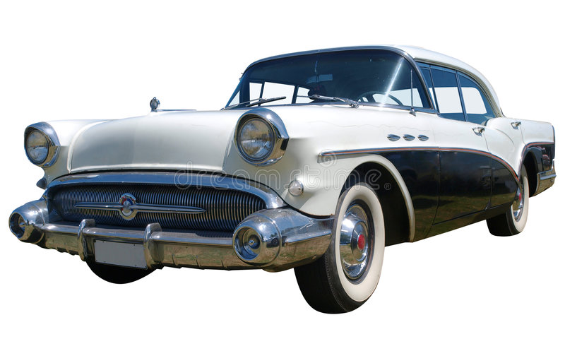 Buick Special 1957 lizenzfreie stockbilder