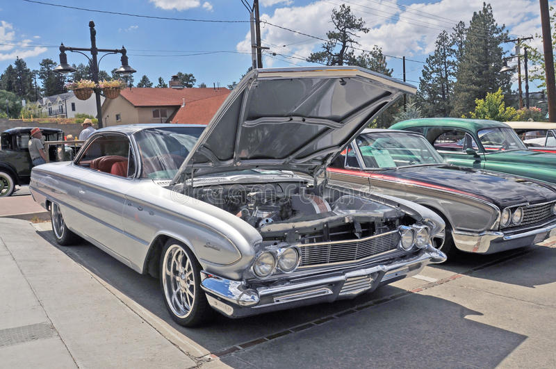 Buick-Special lizenzfreie stockbilder