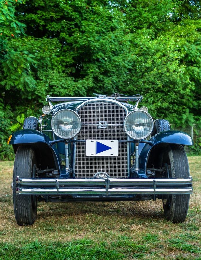 Buick terenówka 1930 fotografia royalty free