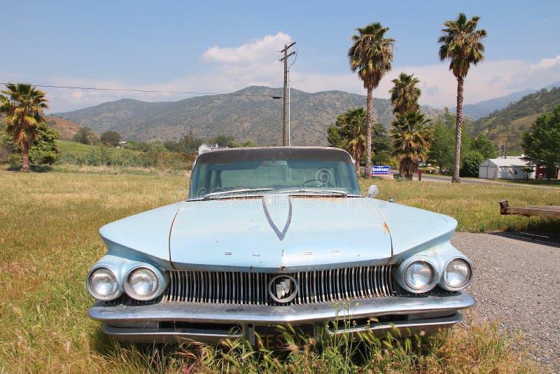 Buick velho imagens de stock royalty free