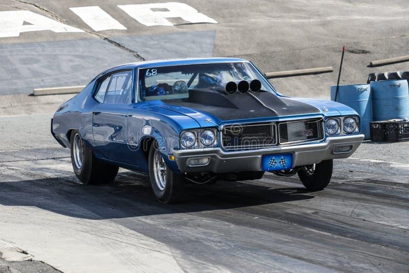 Buick-Widerstandauto stockbild
