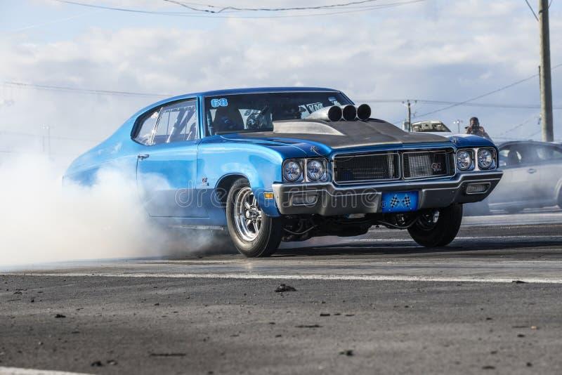 Buick-Widerstandauto lizenzfreies stockbild