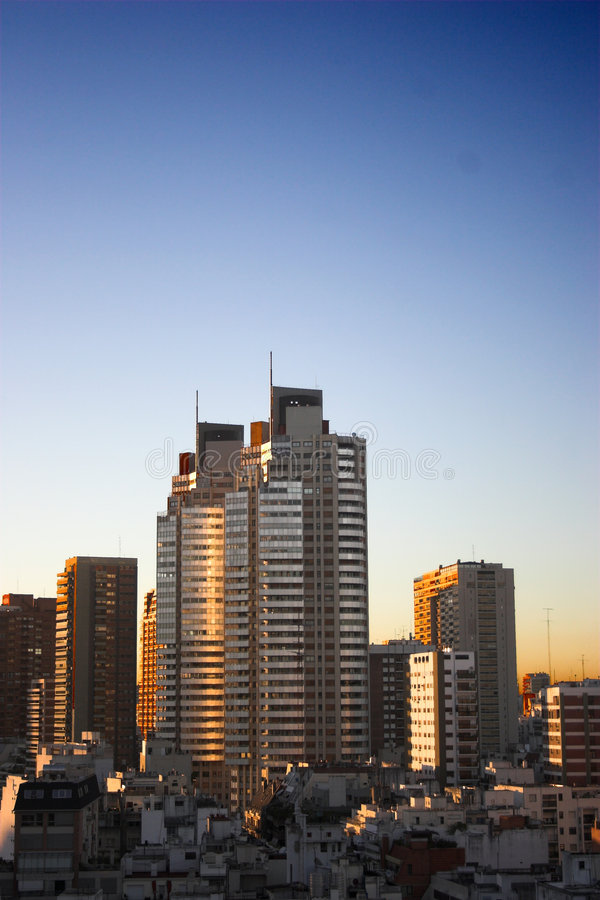 Download Buiding in the morning stock image. Image of buildings - 518499