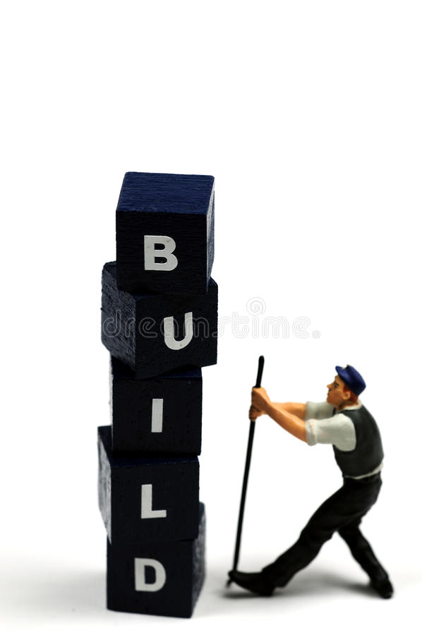 Build Stock Image