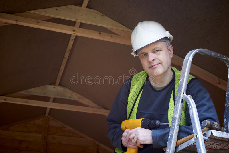 Download Builder stock image. Image of clothing, copy, foreman - 23951151