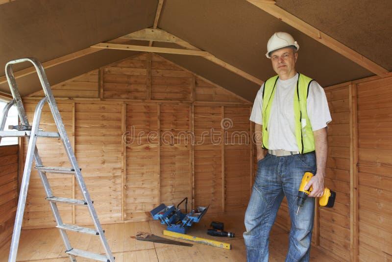Download Builder Royalty Free Stock Image - Image: 23951496
