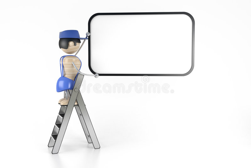 Download Builder stock illustration. Illustration of maintenance - 3946080