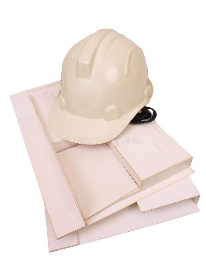 Free Builder Helmet Model Royalty Free Stock Image - 7132086