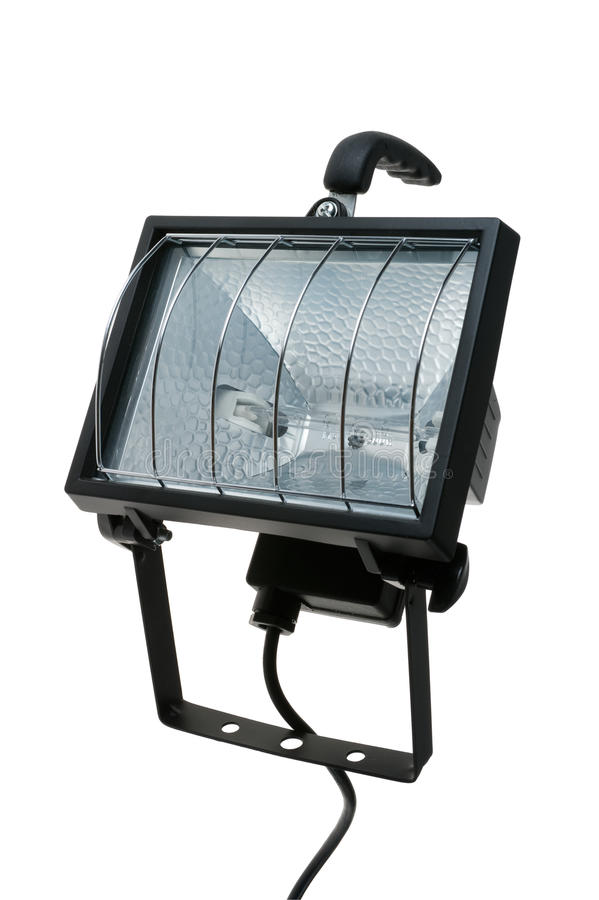 builder lamp stock image image of white reflector builder 10725197