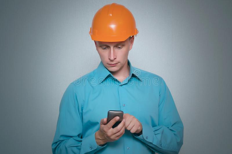 Builder worker. stock photography