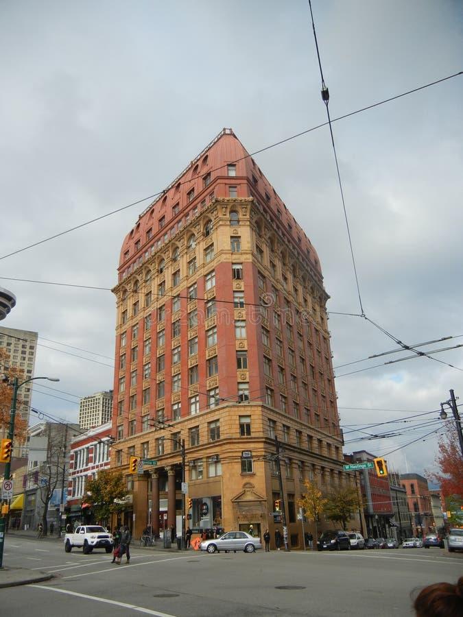 统治Building, 1912年 库存照片