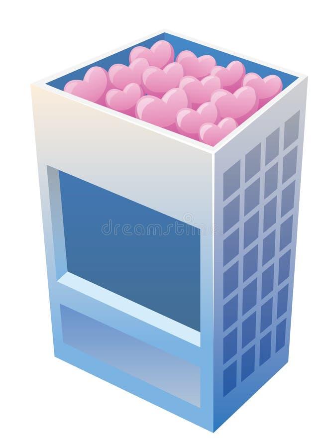 Building stock illustration