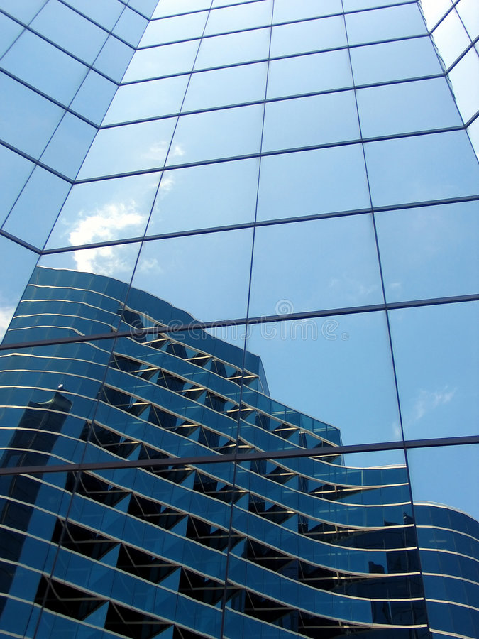 Download Building stock image. Image of glass, cloud, finance, institution - 155259