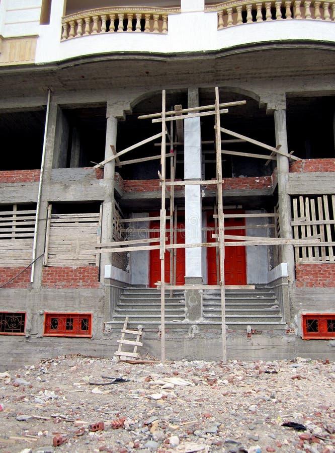 Download Building stock image. Image of broken, windows, view - 23838617