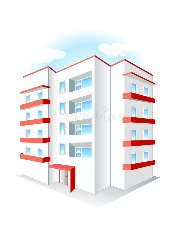 Building stock image