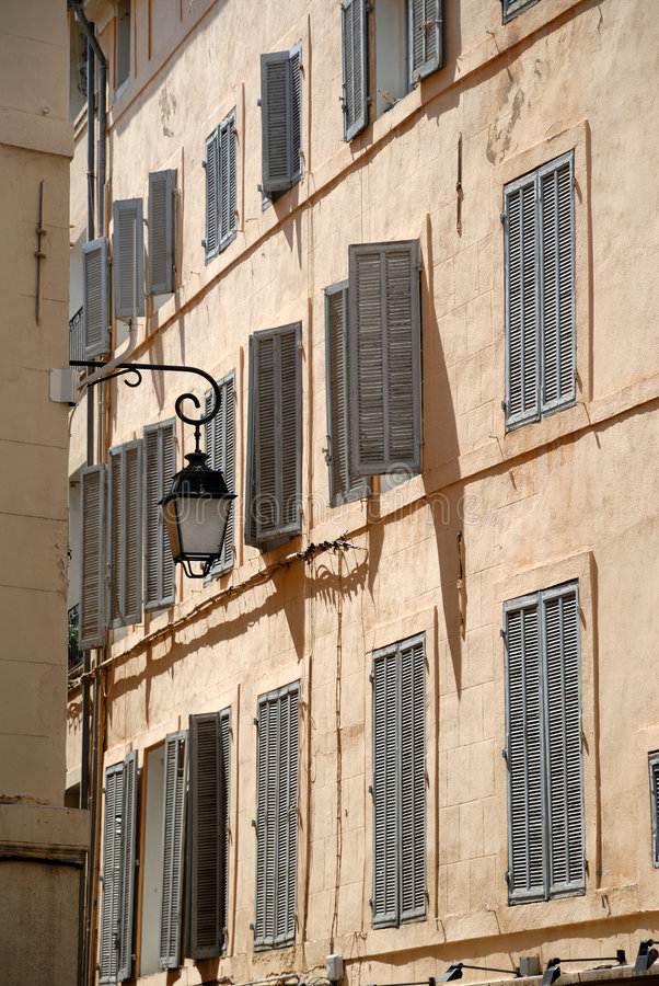 Download Building In Aix-en-Provence, France Royalty Free Stock Photography - Image: 5989257