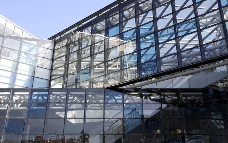 Building architecture stock photo